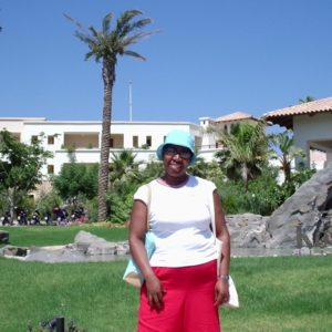 CC on holiday after 60lbs weight loss - danger zone